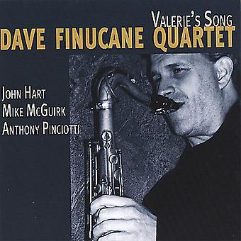 Dave Finucane - Valeries sang [DVD] USA import