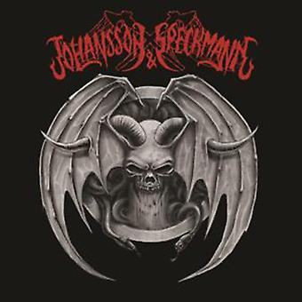 Johansson & Speckman - Mask of the Treacherous [CD] USA import