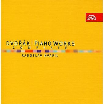A. Dvorak - Dvor K: Complete Piano Works [CD] USA import