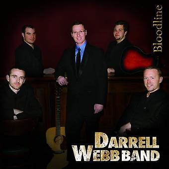 Darrell Webb Band - Bloodline [CD] USA import
