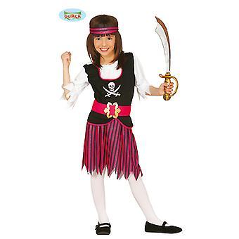 Piraat kostuum piraat kostuum Seeräuberin meisje
