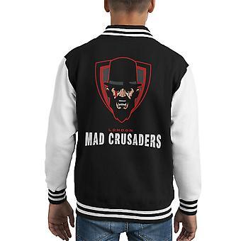 Mad kruisvaarders taboe Kid's Varsity Jacket
