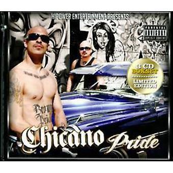 HPG Presents - Chicano stolthet 3CD Box-Set [CD] USA import
