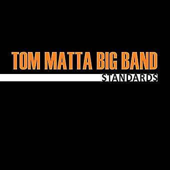 Tom Matta Big Band - Standards [CD] USA import