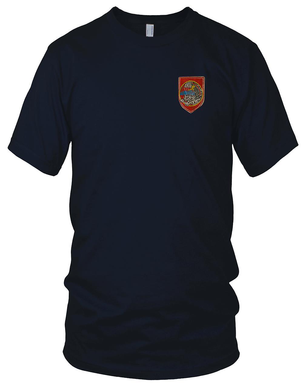 ARVN specialstyrker Commando enhed Loi Ho - silke Vietnamkrigen broderet Patch - Herre T-shirt