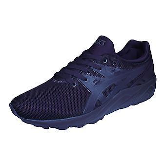 Asics Gel Kayano Trainer EVO Mens Running Trainers / Shoes - Burgundy