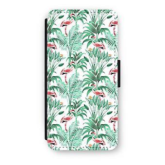 fogli di iPhone 7 Flip Case - Flamingo