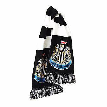 Newcastle United FC officiel Crest Design barre écharpe