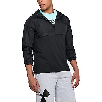 Under Armour Mens Sportstyle Wind Resistant Fast Drying Running Jacket