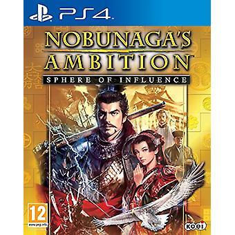 Nobunagas Ambition (PS4) - New