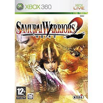Samurai Warriors 2 (Xbox 360) - Neu
