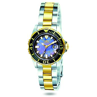 Vrouwen Invicta Pro Diver 2960 Stainless Steel Watch