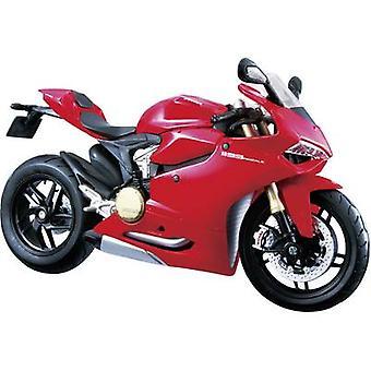 Maisto Ducati 1199 Panigale 1:12 moto modelo