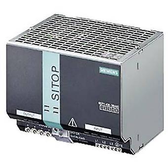 A Siemens SITOP Modular 24 V/20 A binario PSU (DIN) 24 Vdc 20 A 480 W 1 x