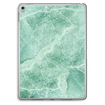 iPad Pro 9,7 pollici custodia trasparente (Soft) - marmo verde
