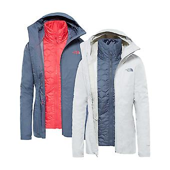 De North Face dames Hikestellar Triclimate jas