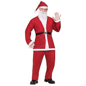 Pub Crawl Bar Santa Claus Chirstmas Summer menn drakt