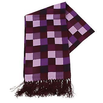 ナイツ ブリッジ ネックウェアー正方形アビエイター スカーフ - パープル