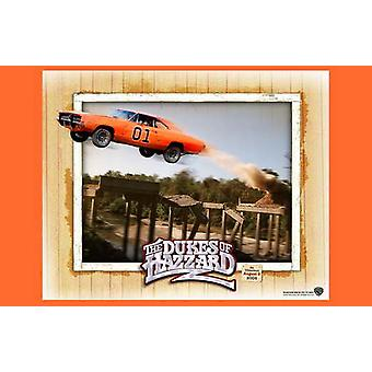 The Dukes of Hazzard Movie Poster (11 x 17)