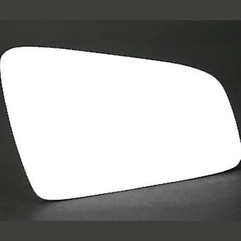 Right Driver Side Stick-On Mirror Glass For Vauxhall ZAFIRA mk2 2005-2009