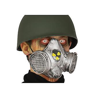 Maski lateksowe maski gazowej