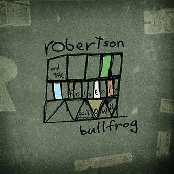 Robertson & the Formely Known Bullfrog - Robertson & the Formely Known Bullfrog [CD] USA import