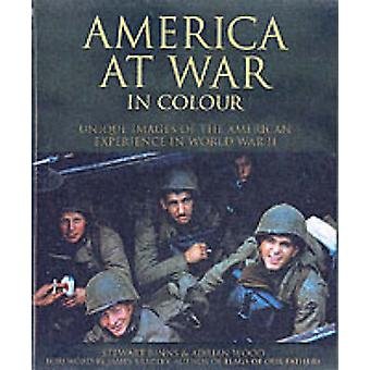 America at War in Color - Unique Images of the American Experience of