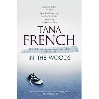 No bosque por Tana French - livro 9781444758344