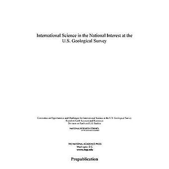 Międzynarodowej nauki w interesu narodowego w US Geological Survey