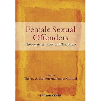 Délinquantes sexuelles: Theory, Assessment and Treatment