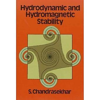 Hydrodynamiczne i hydromagnetyczne stabilności (Międzynarodowa seria monografie na fizyce (Oksford).)