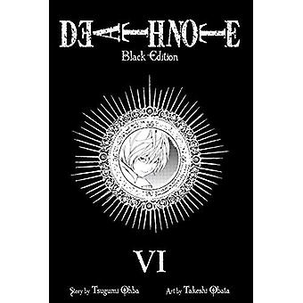 Death Note Black 6