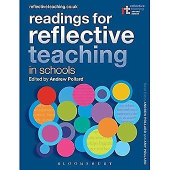 Lesungen für den reflektierenden Unterricht in Schulen