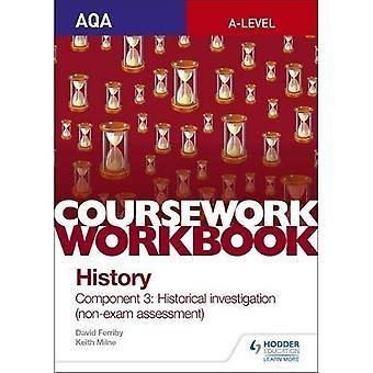 AQA Abitur Geschichte Coursework Arbeitsmappe