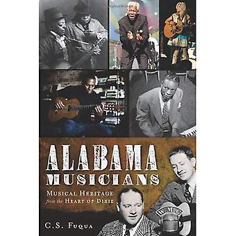Alabama musikere: Musikalske arv fra hjertet af Dixie