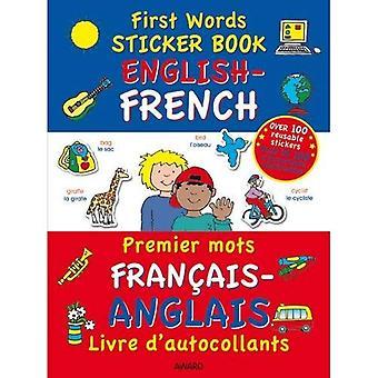 Första orden klistermärke bok: Svenska - franska (första ord klistermärke böcker)