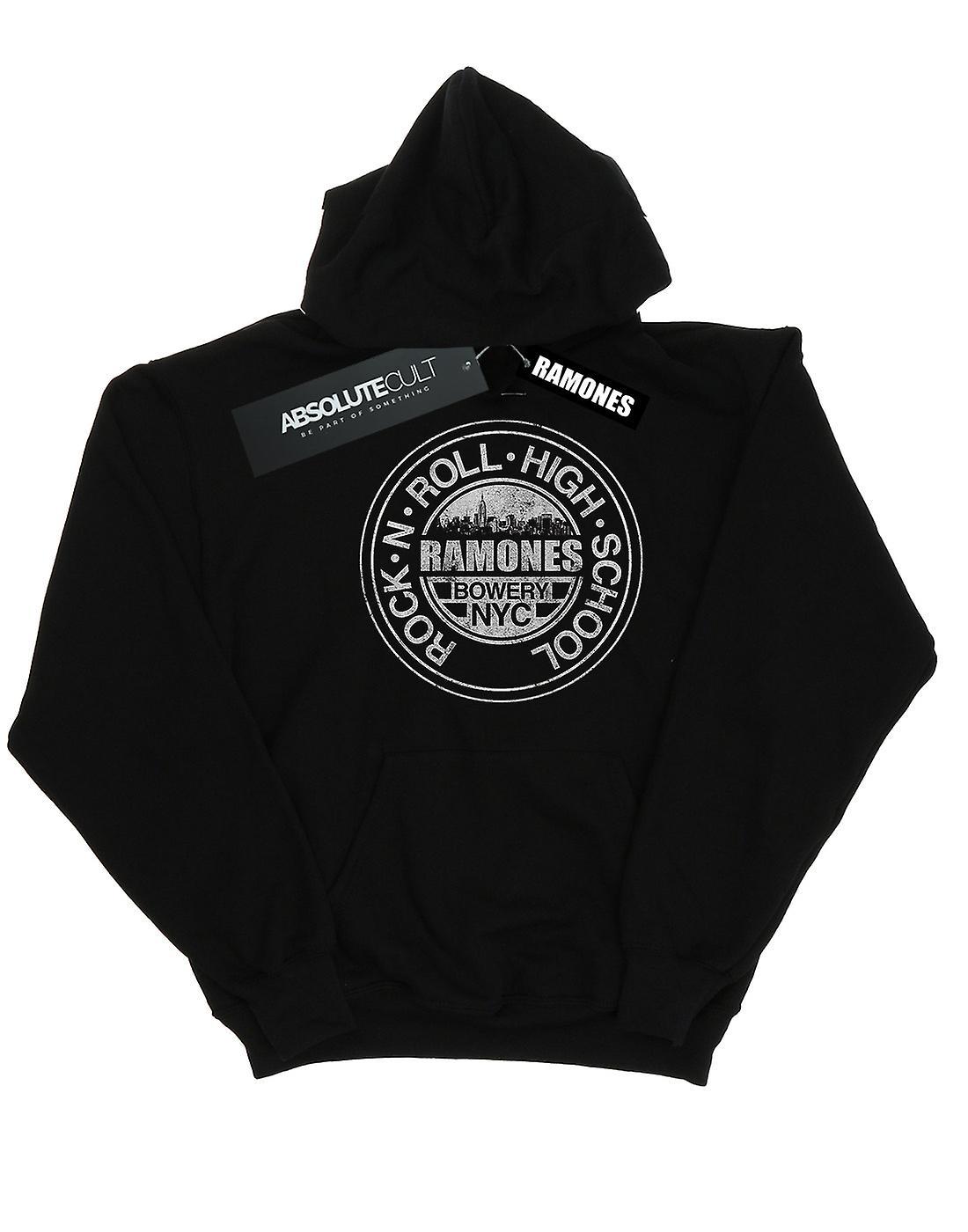 Ramones Men's Bowery NYC Hoodie