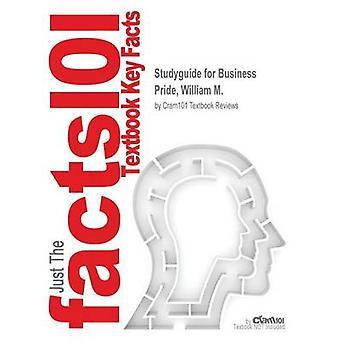 Studiegids voor Business door trots William M. ISBN 9780618770915 door Cram101 leerboek beoordelingen