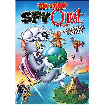 Tom & Jerry: Spy Quest [DVD] USA import