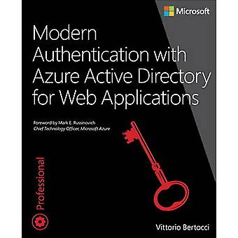 Modern Authentication with Azure Active Directory for Web Application