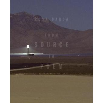 Rosa Barba - From Source to Poem by Rosa Barba - 9783775743266 Book