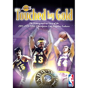 NBA: Touched by Gold [DVD] USA import