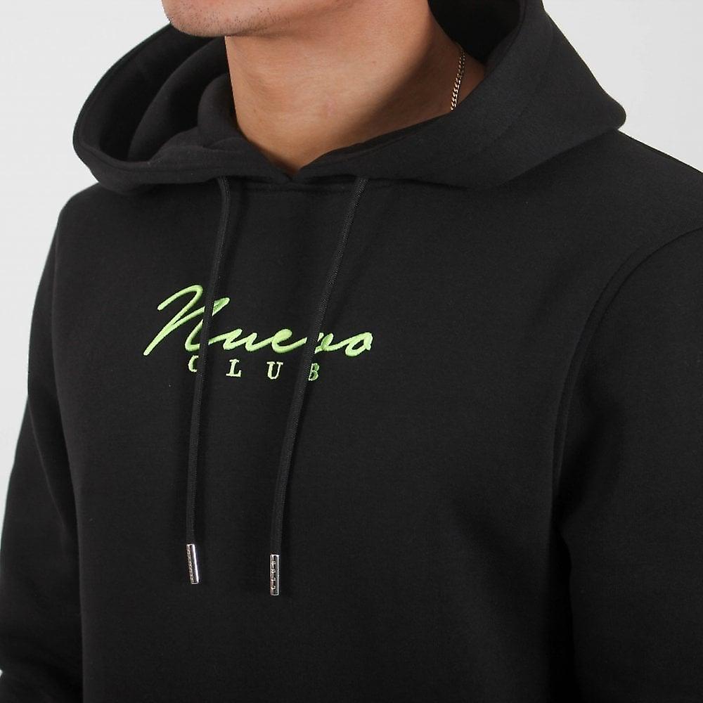 Nuevo Club Signature Hood - Black / Fluorescent
