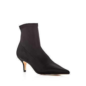 Aqua Womens Aq Rome Pointed Toe Ankle Fashion Boots