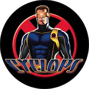 Magnet - Marvel - X-Men Cyclops Circle Licensed Gifts Toys m-xm-0004