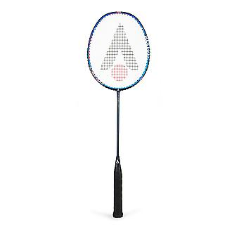 Karakal Black Zone 50 Badminton Racket Fast Fibre Titanium Gel Power Head Frame