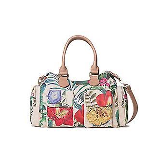 Desigual Bag Clio London Women - White Women's Shoulder Bags (Raw) 15.5x25.5x32 cm (B x H T)