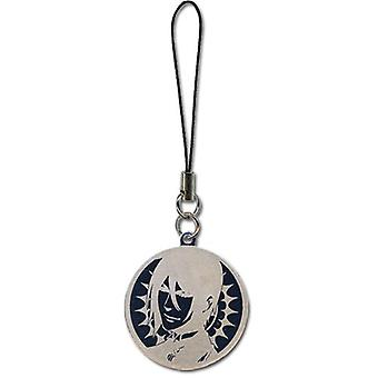 Cell Phone Charm - Black Butler 2 - Sebastian Round Licensed ge17036