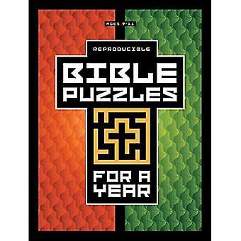 Puzzles bibliques pour un an