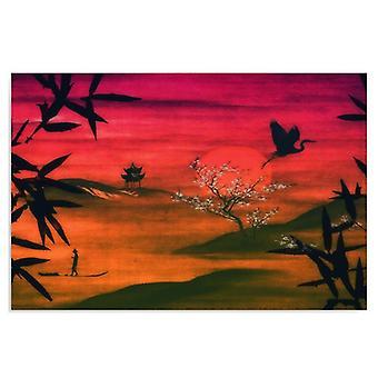 Deco Panel, Landschaft Japan 8